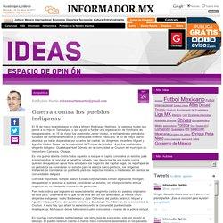 Columnas, espacio de opinión de EL INFORMADOR