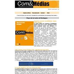 Com & Médias - Pays de la Loire
