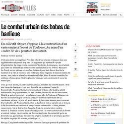 Le combat urbain des bobos de banlieue