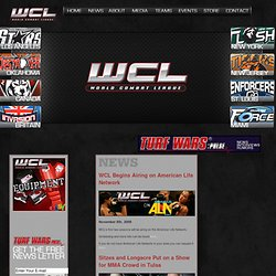 World Combat League - Official Website
