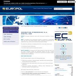 A collective EU response to cybercrime