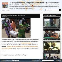 Situation des femmes alarmante au Tchad (OMS)