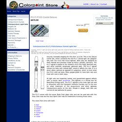 P117/F333 Combi Deluxe - $875.00 : Colorpuncture Store