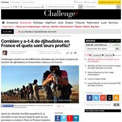 Combien y a-t-il de djihadistes en France et quels sont leurs profils?