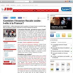 Combien l'évasion fiscale coûte-t-elle à la France?