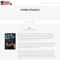 Combo (France) - STREET ART FEST GRENOBLE-ALPES