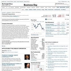 Comcast Corporation News