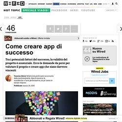 Come creare app di successo