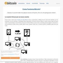 Come funziona Bitcoin?