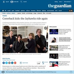 Comeback kids: the Jayhawks ride again