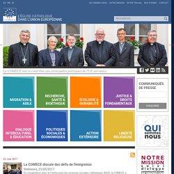 COMECE- L'Eglise catholique dans l'Union européenne