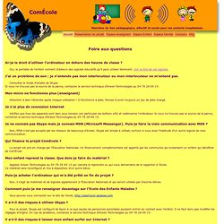 ComÉcole-FAQ-