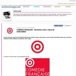 Comédie-Française : nouveau logo, cible de sarcasmes