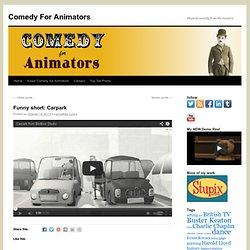Comedy for Animators - Part 5