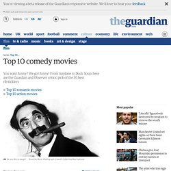 Top 10 comedy movies