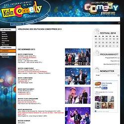 Comedy-Preis