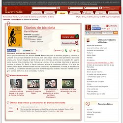 eBook Diarios de bicicleta de David Byrne - Comprar eBook