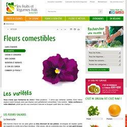 Les fleurs comestibles : des dizaines d'espèces, des saveurs, des usages