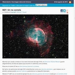 Imagen astronomica diaria