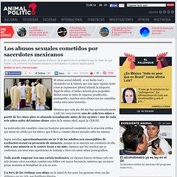 Los abusos sexuales cometidos por sacerdotes mexicanos