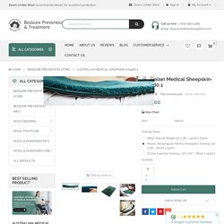 Hospital Bed Care Products