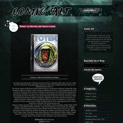Comic Alt: Totem: La Revista del Nuevo Comic