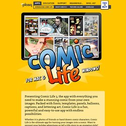 Comic Life 3 for Mac & Windows