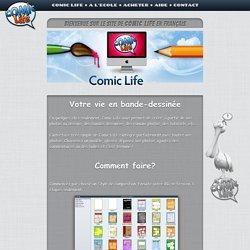Présentation du logiciel Comic Life