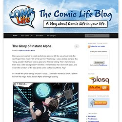ComicLife.com | A blog about Comic Life in your life.