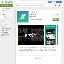Comics – Applications Android sur Google Play