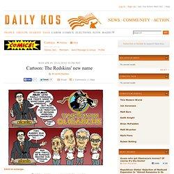 Comics at Daily Kos