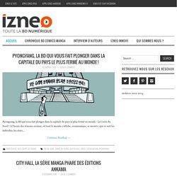 Blog izneo - BD, Comics, Manga : Chroniques et interview