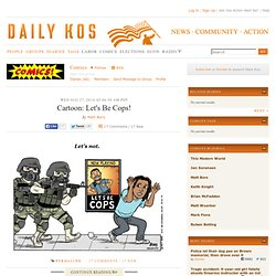 Comics at Daily Kos