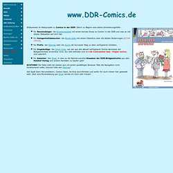 Comics in der DDR