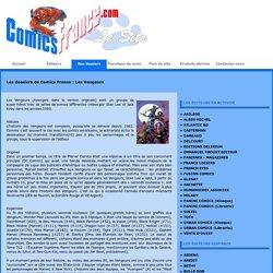 COMICS-FRANCE.com - DOSSIER LES VENGEURS