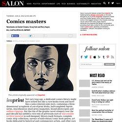 Comics masters