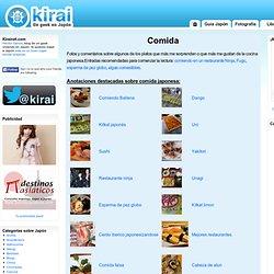Kirai – Un geek en Japón by Héctor García — Comida