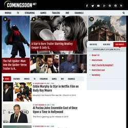 ComingSoon.net: Movie Trailers, New Movies, Upcoming Movies, 2012 Movies, Films, DVDs, TV, Videos, Clips