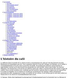 Comité Français du Café - L'histoire du café