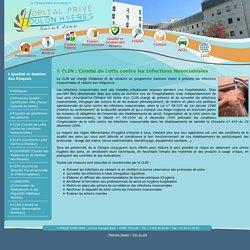 CLIN : Comité de Lutte contre les Infections Nosocomiales