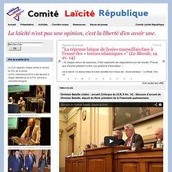 Comité Laïcité République