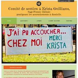 Comité de Soutien à Krista Guilliams