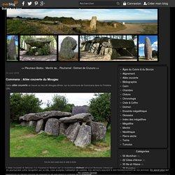 Commana : Allée couverte du Mougau - Blog sur les Menhirs, Dolmens et Mégalithes