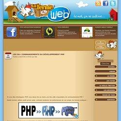 Les 50+ commandements du développement PHP