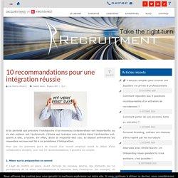 10 commandements pour une intégration réussie