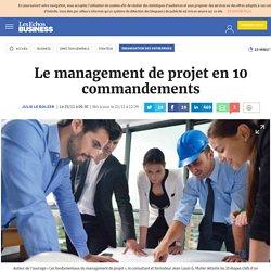 Le management de projet en 10 commandements, Organisation des entreprises
