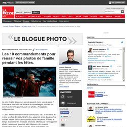 Le blogue photo