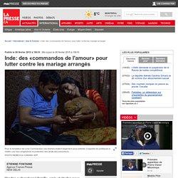 Inde: des «commandos de l'amour» pour lutter contre les mariage arrangés