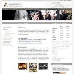 Centre commémoratif de l'Holocauste à Montréal