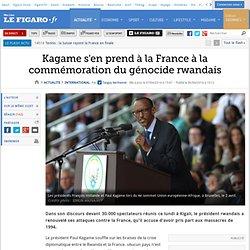 Coup d'arrêt aux relations entre la France et le Rwanda